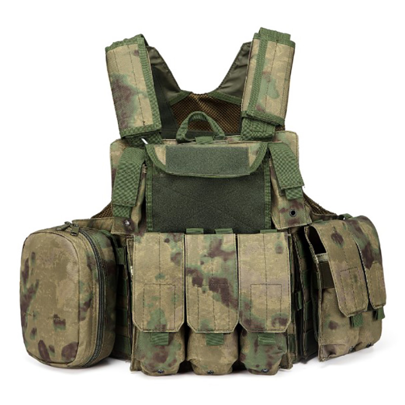 025 Tactical Vest A-TACS AU 1
