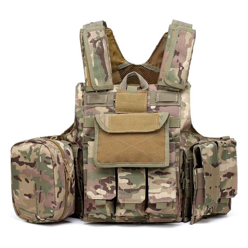 025 Tactical Vest MultiCam 1