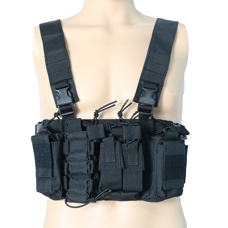 060 tactical chest rig black 1