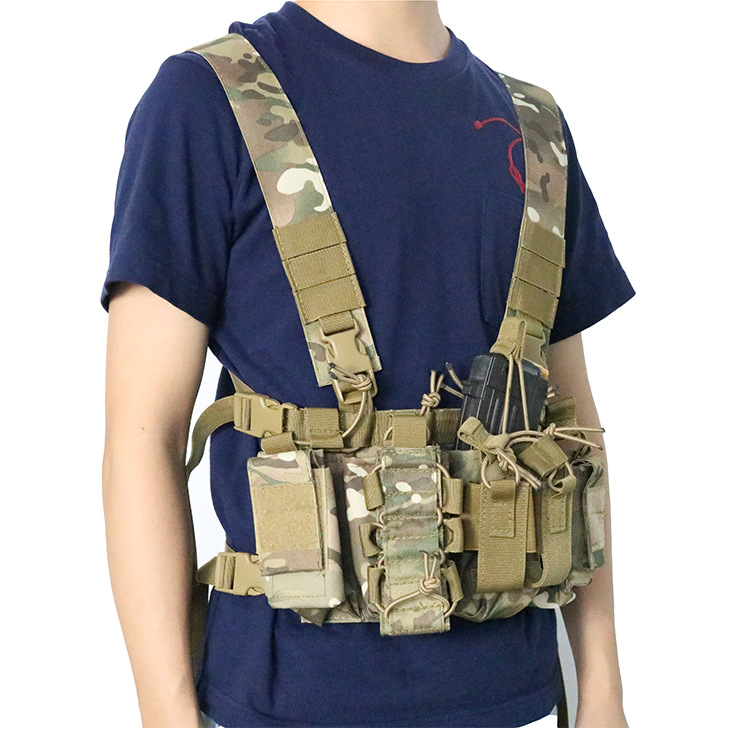060 tactical chest rig multicam 2