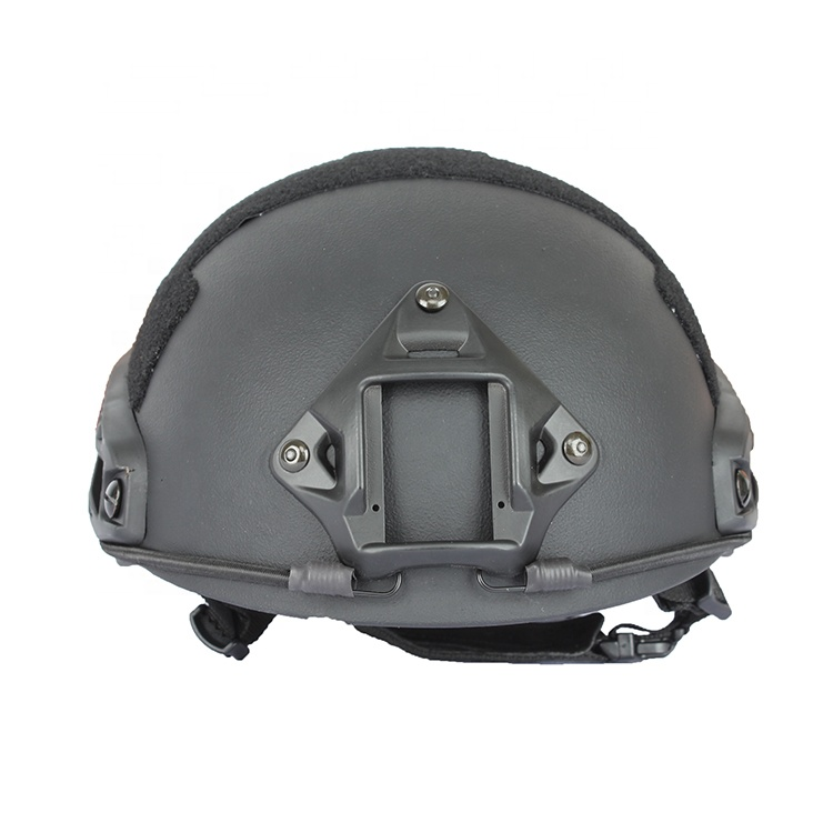 FAST Ballistic Helmet Gray 4