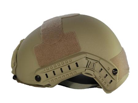 FAST Ballistic Helmet Tan 1