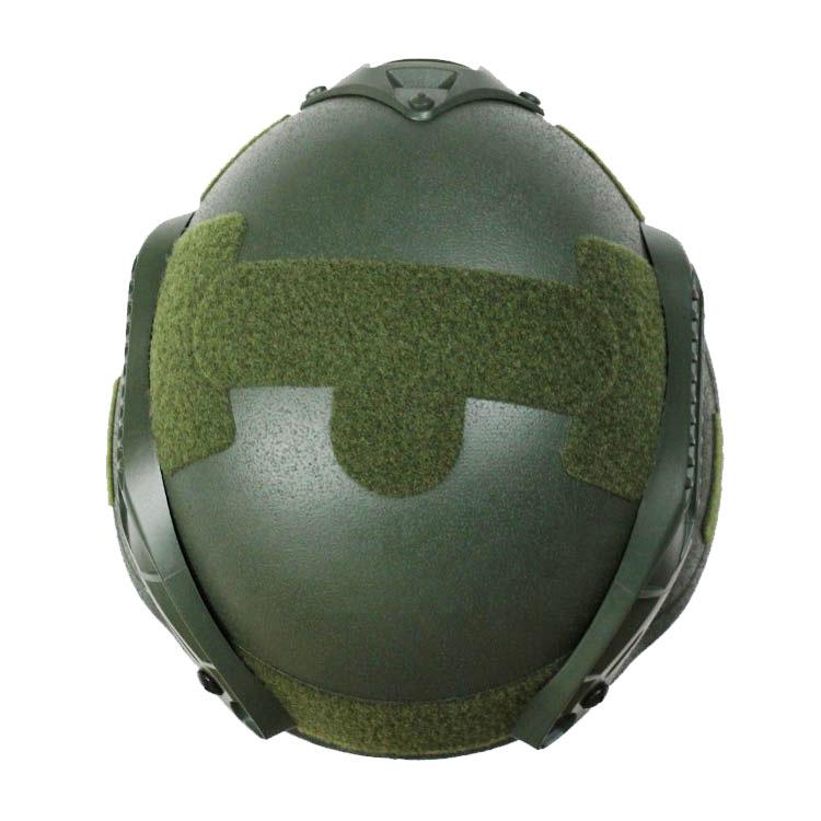 MICH2000 Ballistic Helmet Olive Green 5