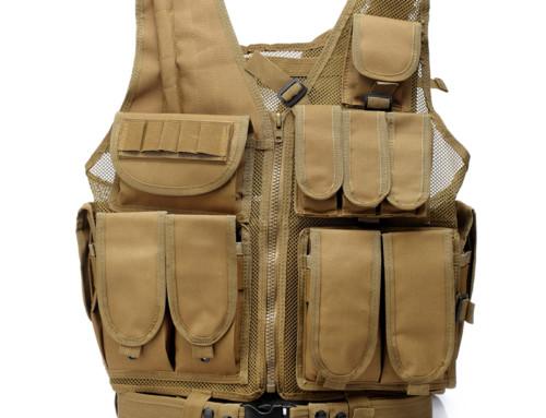 038 Tactical Vest