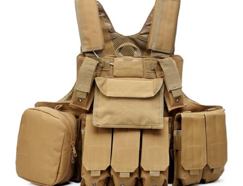025 Tactical Vest