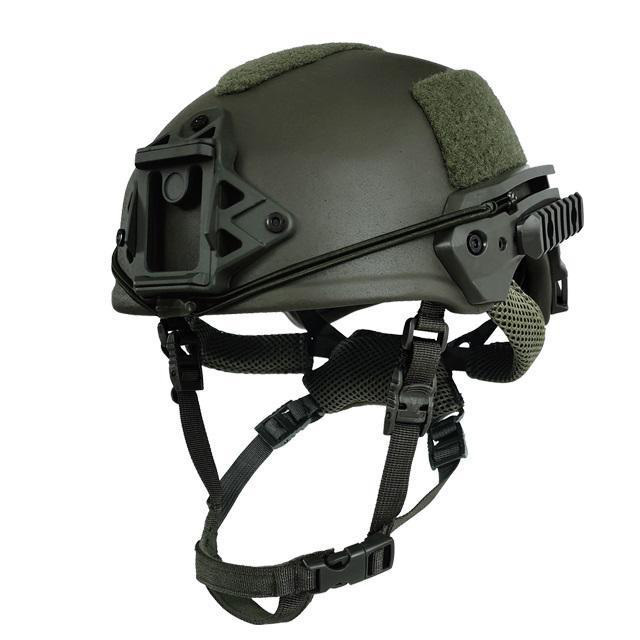 Wendy Ballistic Helmet Olive Green 1