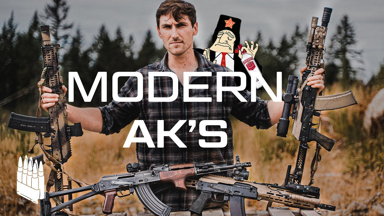 Russian Special Operations AK We modernized some AKs